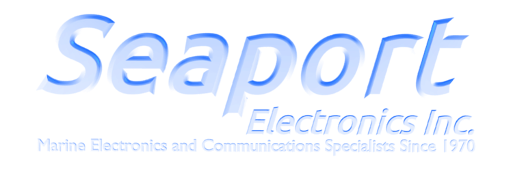 Seaport Electronics Inc. Marine Electronics And Communications Specialists Since 1970